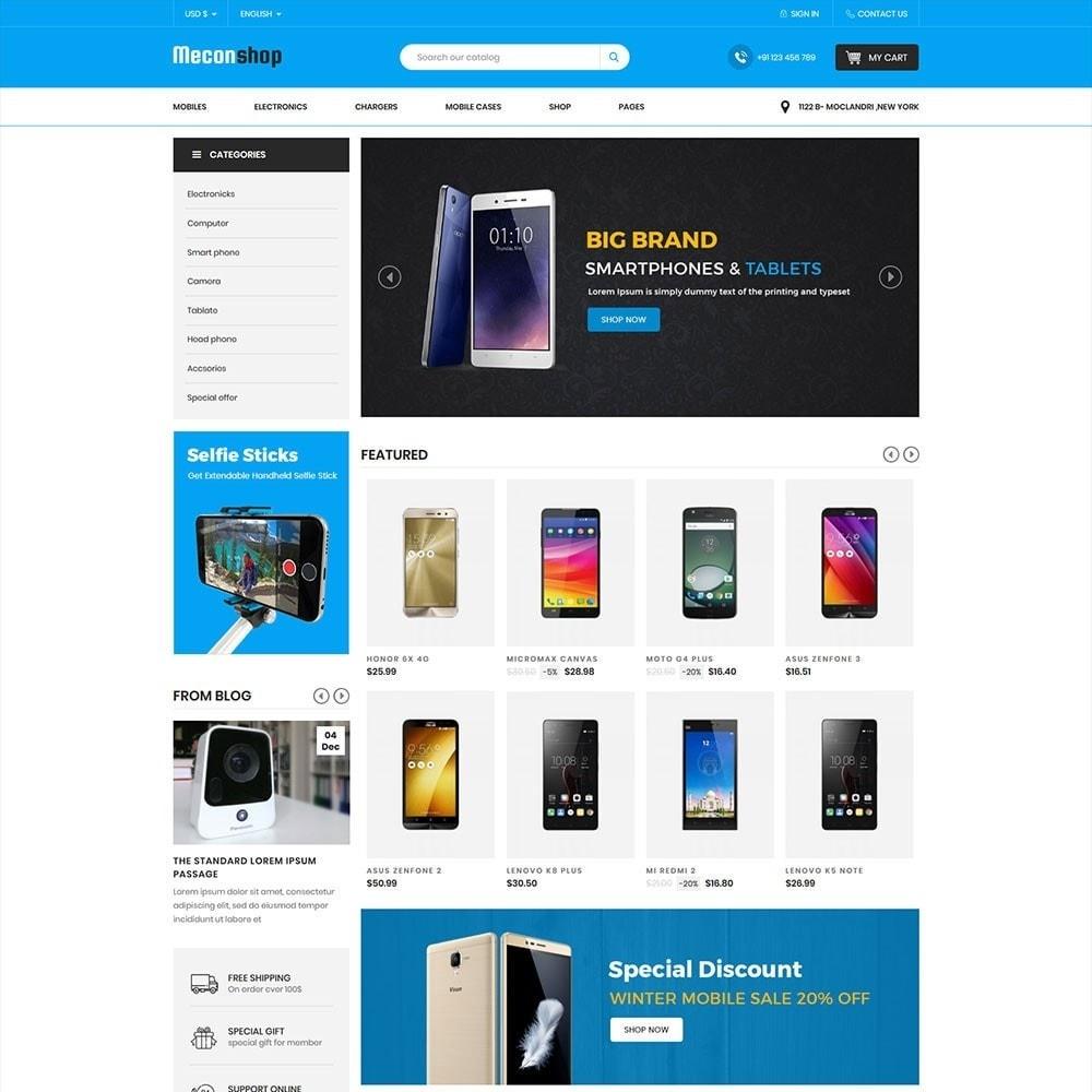 theme - Elektronika & High Tech - Mega Electronics Store - 3