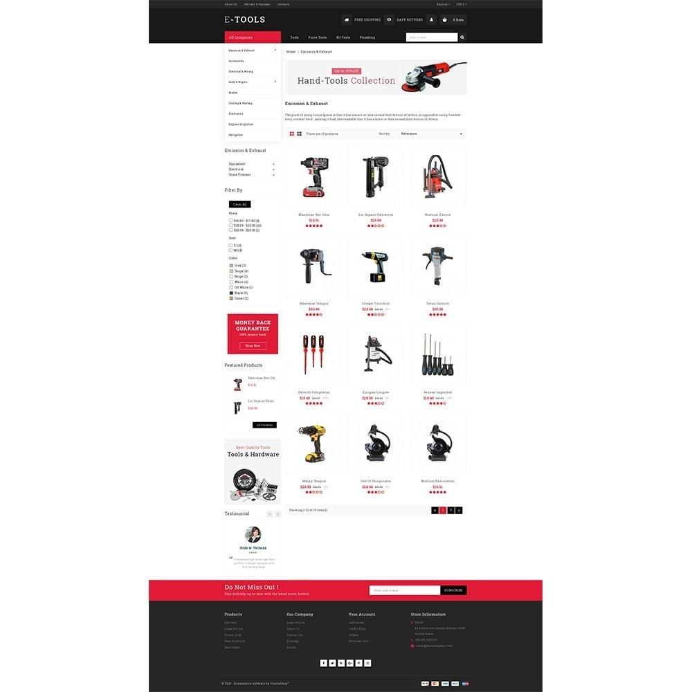theme - Carros & Motos - Etools Store - 3