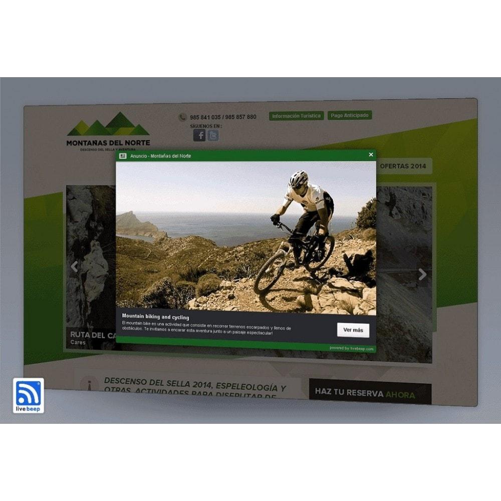 module - Supporto & Chat online - Livebeep Module - 2