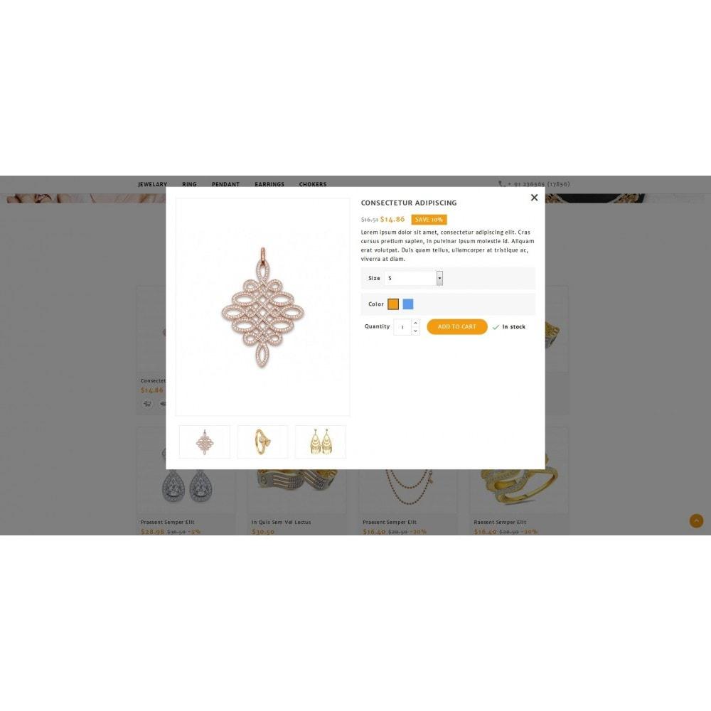 theme - Biżuteria & Akcesoria - Preciousy Jewelry Store - 6