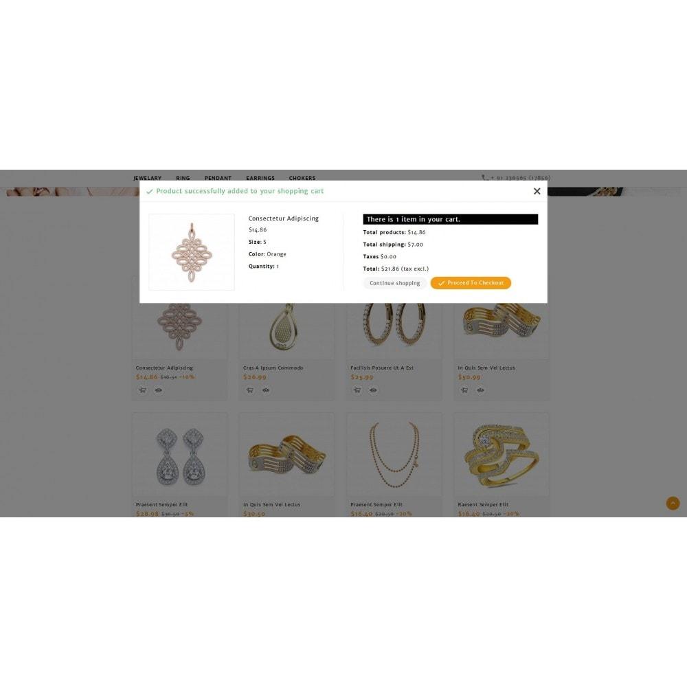 theme - Biżuteria & Akcesoria - Preciousy Jewelry Store - 7