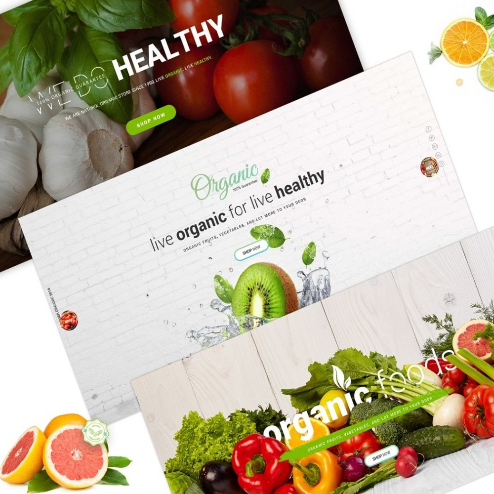theme - Cibo & Ristorazione - FoodStore - 2