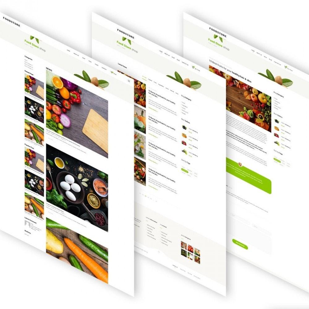 theme - Продовольствие и рестораны - FoodStore - 5