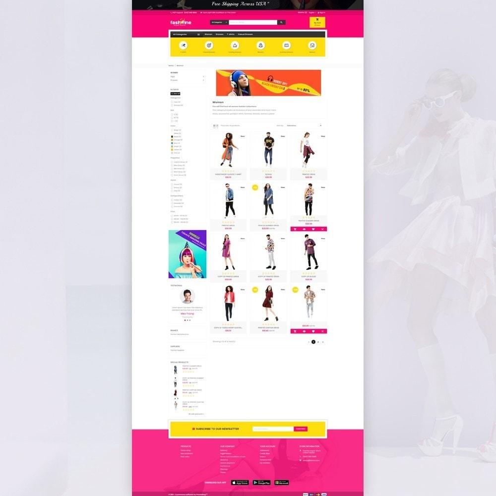 theme - Мода и обувь - FashFine–Fashion and LifeStyle Accessories Super Store - 3