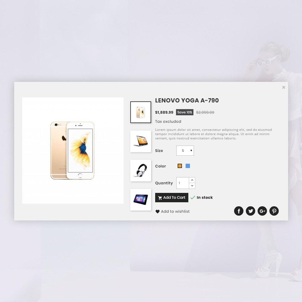 theme - Мода и обувь - FashFine–Fashion and LifeStyle Accessories Super Store - 13