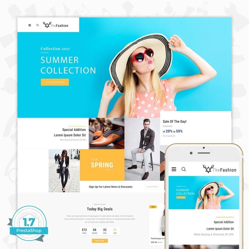 theme - Mode & Schuhe - The Fashion - Fashion Store - 1