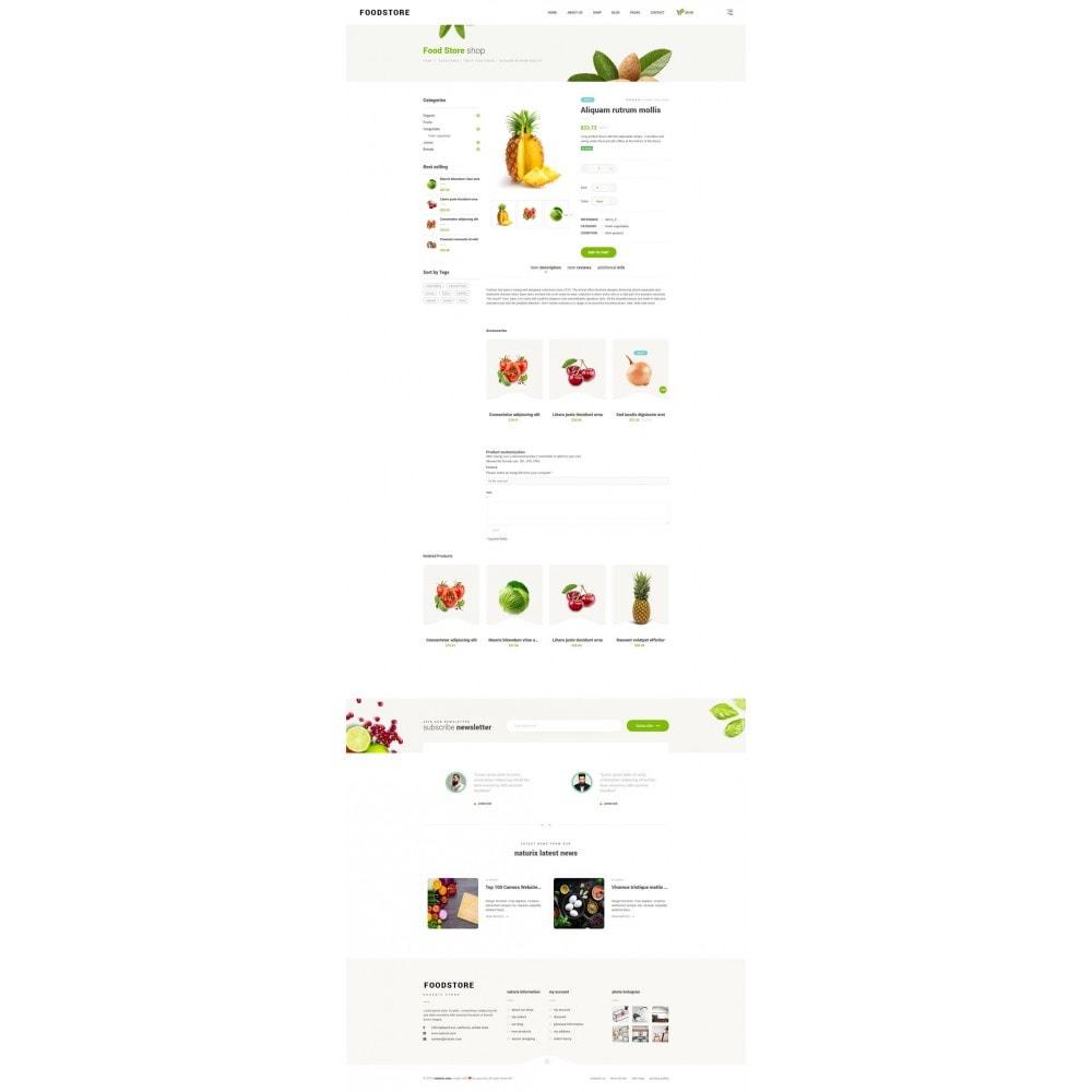 theme - Żywność & Restauracje - FoodStore II - 9