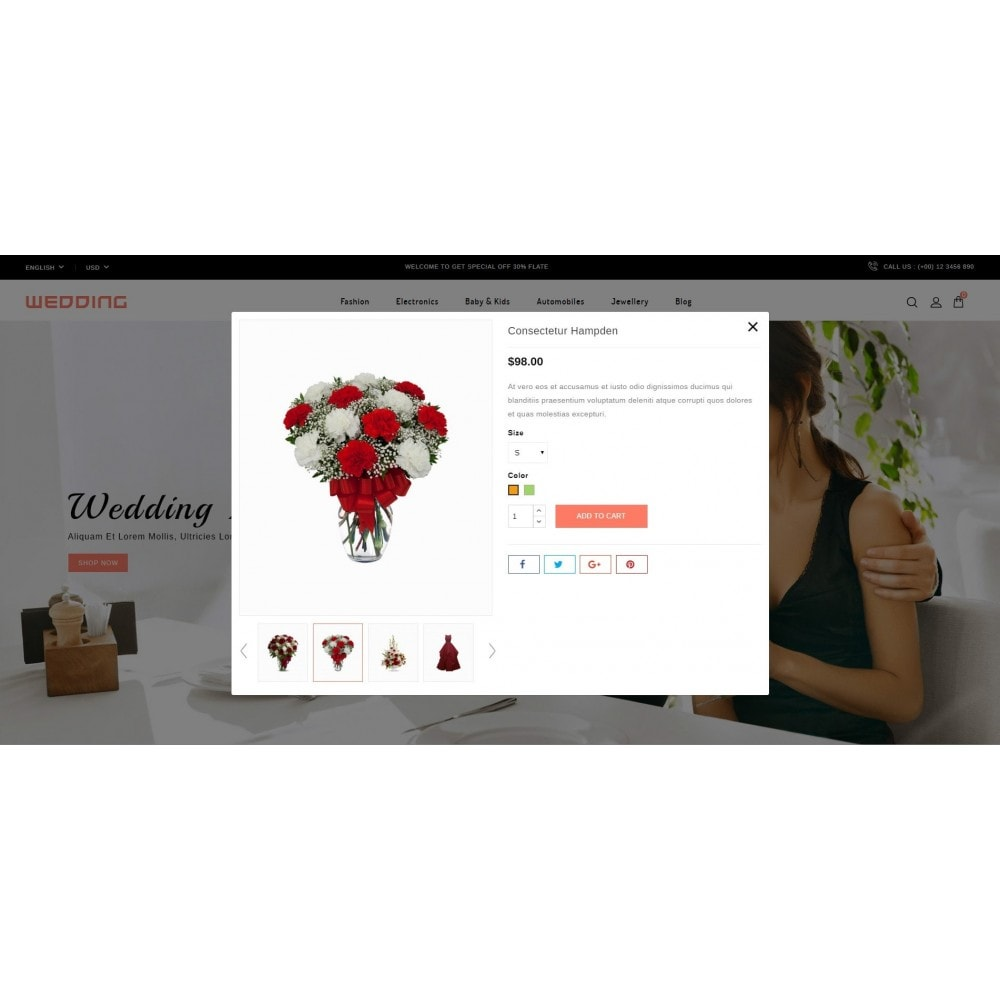 theme - Mode & Schoenen - Wedding Collection Store - 7