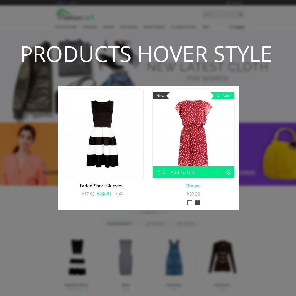 theme - Moda & Obuwie - Fashion Art - 12