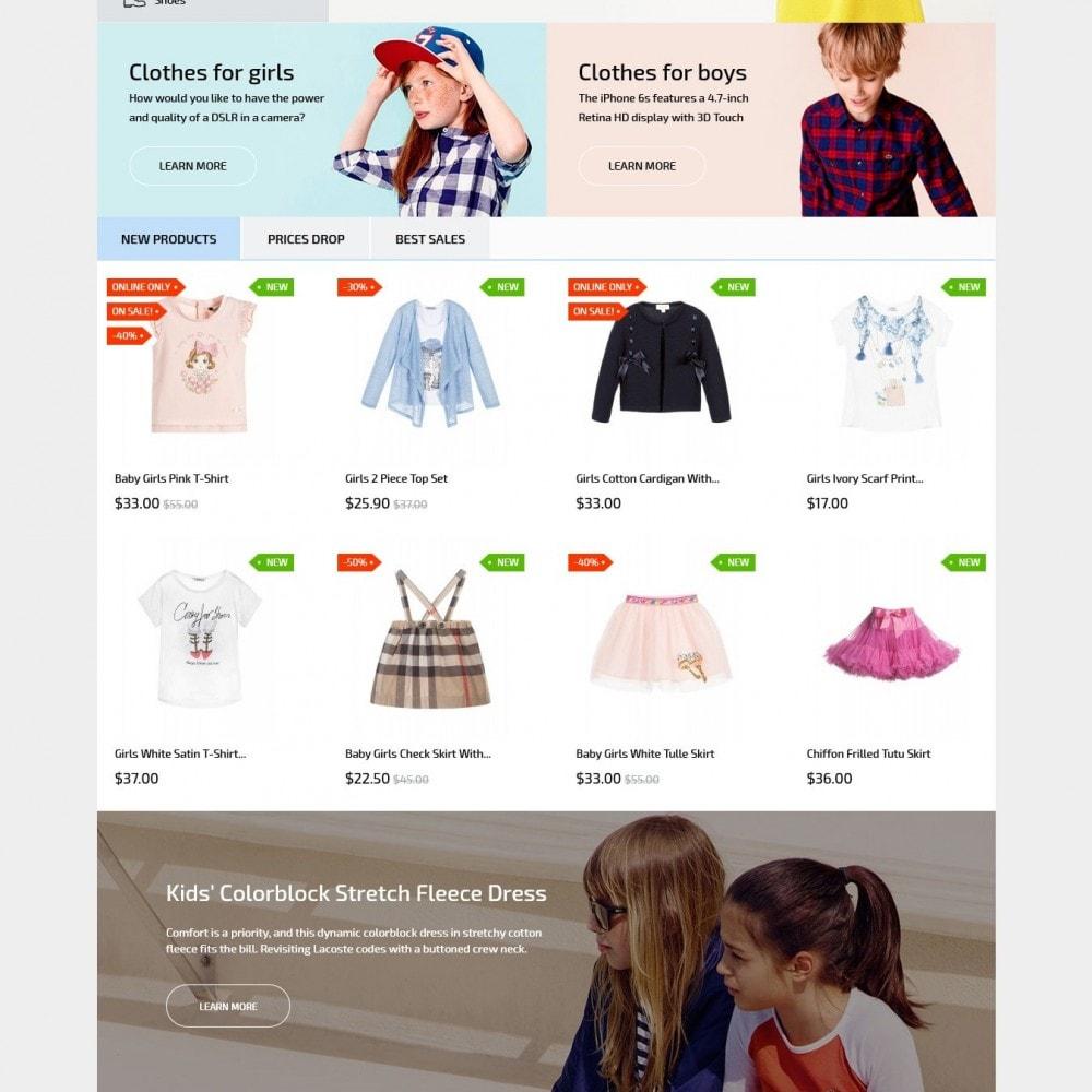 theme - Crianças & Brinquedos - KinderTeam - 3