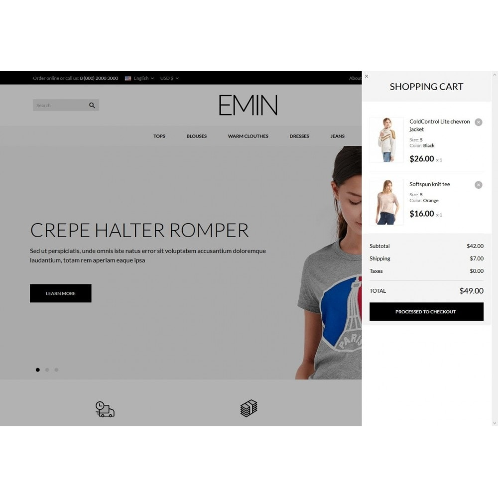 theme - Fashion & Shoes - Emin Fashion Store - 3