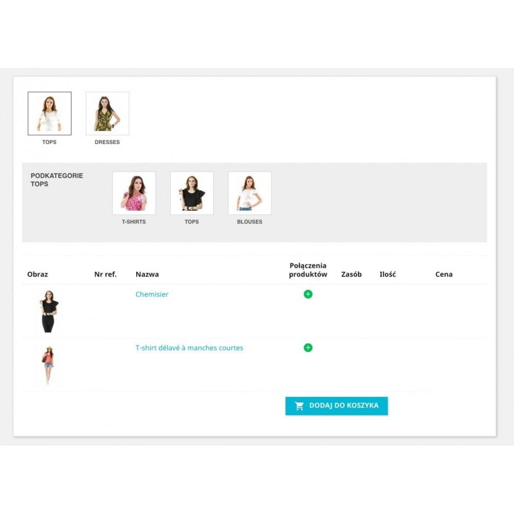 module - Szybki proces składania zamówienia - Formularz zamówienia - 3