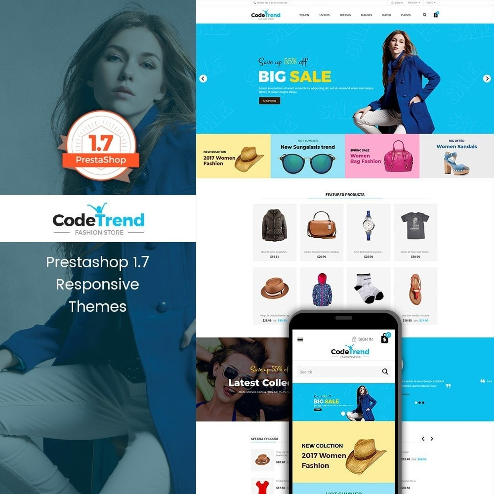 theme - Moda y Calzado - Fashion Store - 1