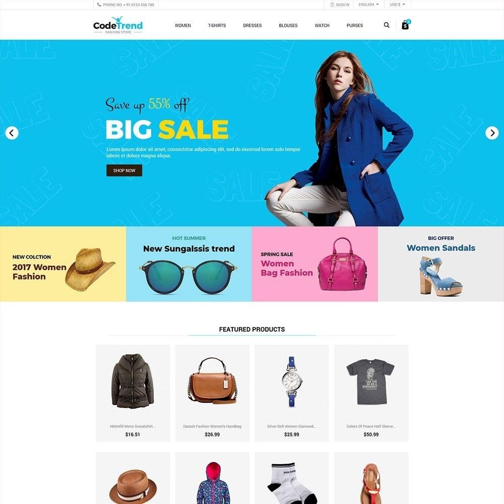 theme - Moda y Calzado - Fashion Store - 2