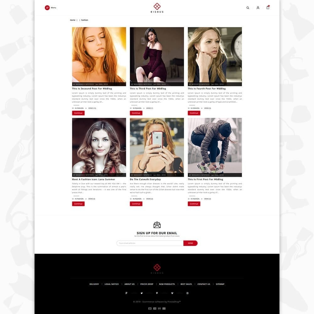 theme - Moda y Calzado - BIGBUG - The Fashion Store - 6