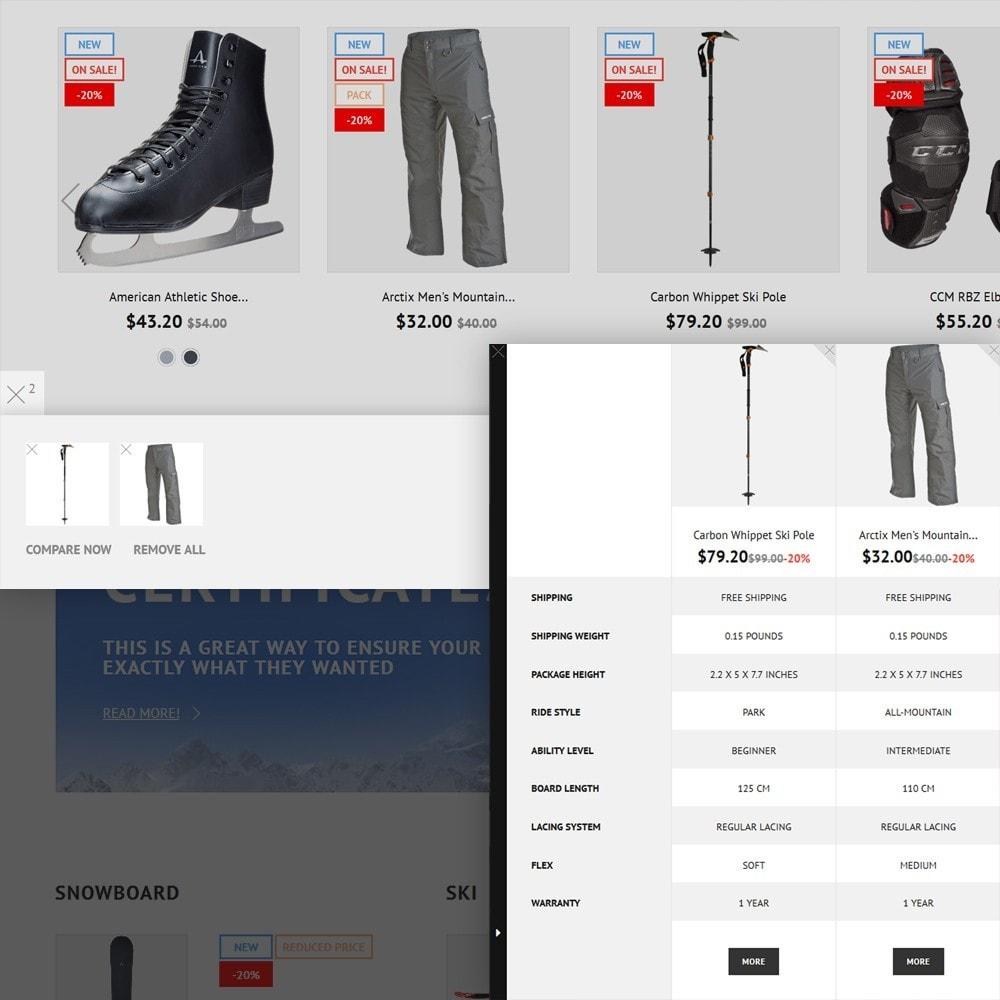 theme - Desporto, Actividades & Viagens - Sportek - Winter Sports Equipment Store - 4