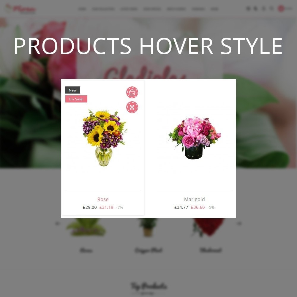 theme - Regali, Fiori & Feste - Flora Flower Shop - 11