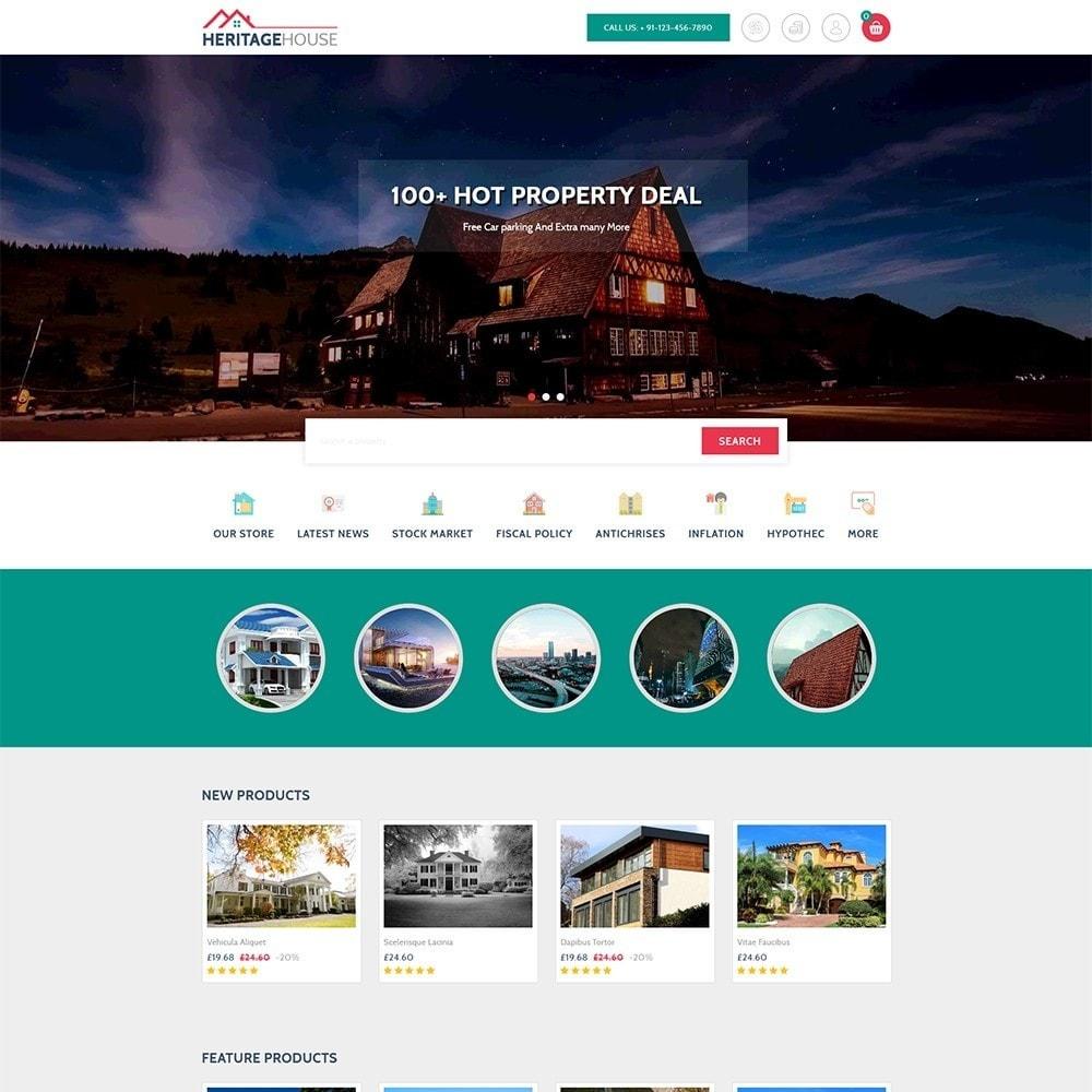 theme - Heim & Garten - Heritage House - 2