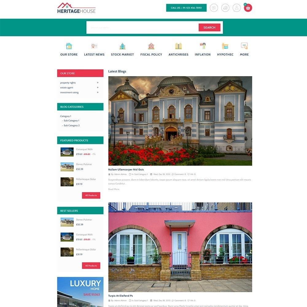 theme - Heim & Garten - Heritage House - 6