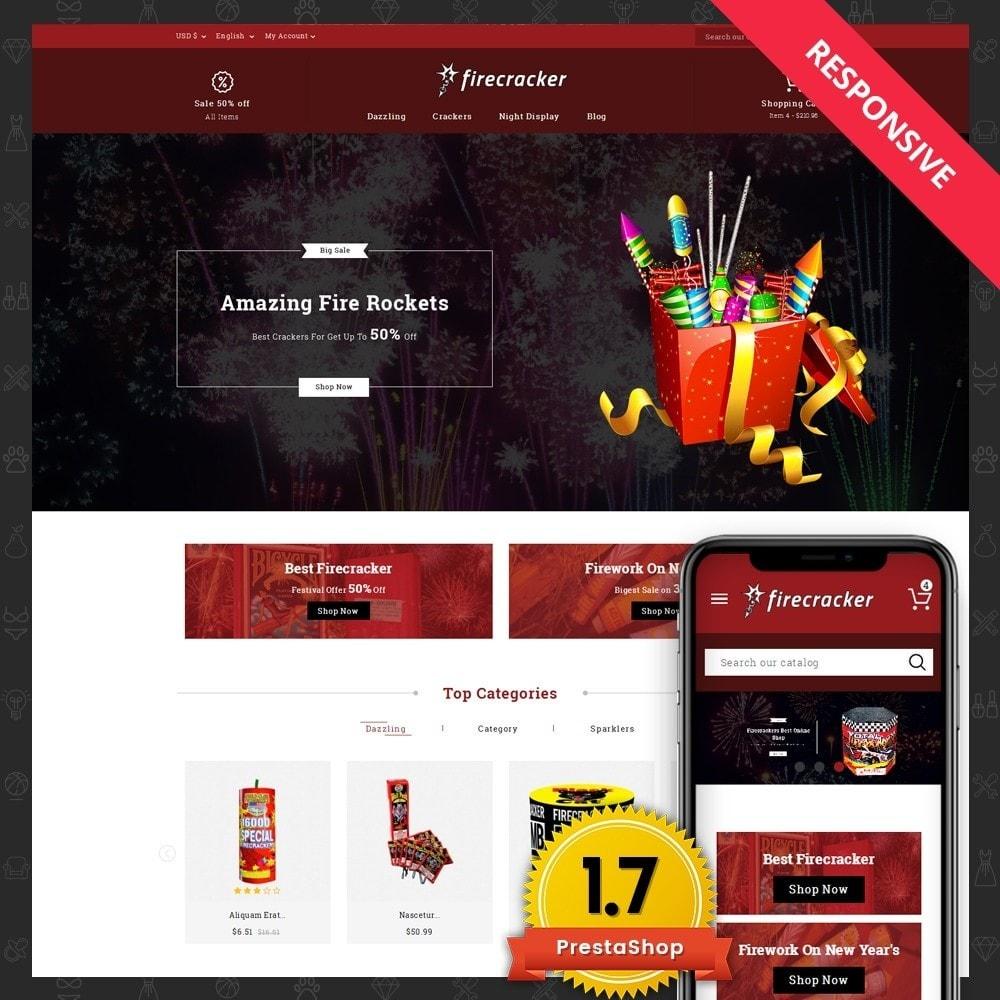 theme - Sport, Rozrywka & Podróże - Firecracker Store - 1