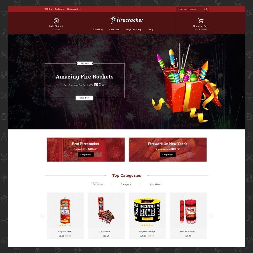 theme - Sport, Rozrywka & Podróże - Firecracker Store - 2