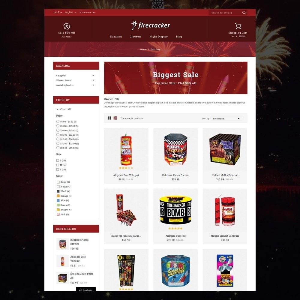 theme - Sport, Rozrywka & Podróże - Firecracker Store - 3