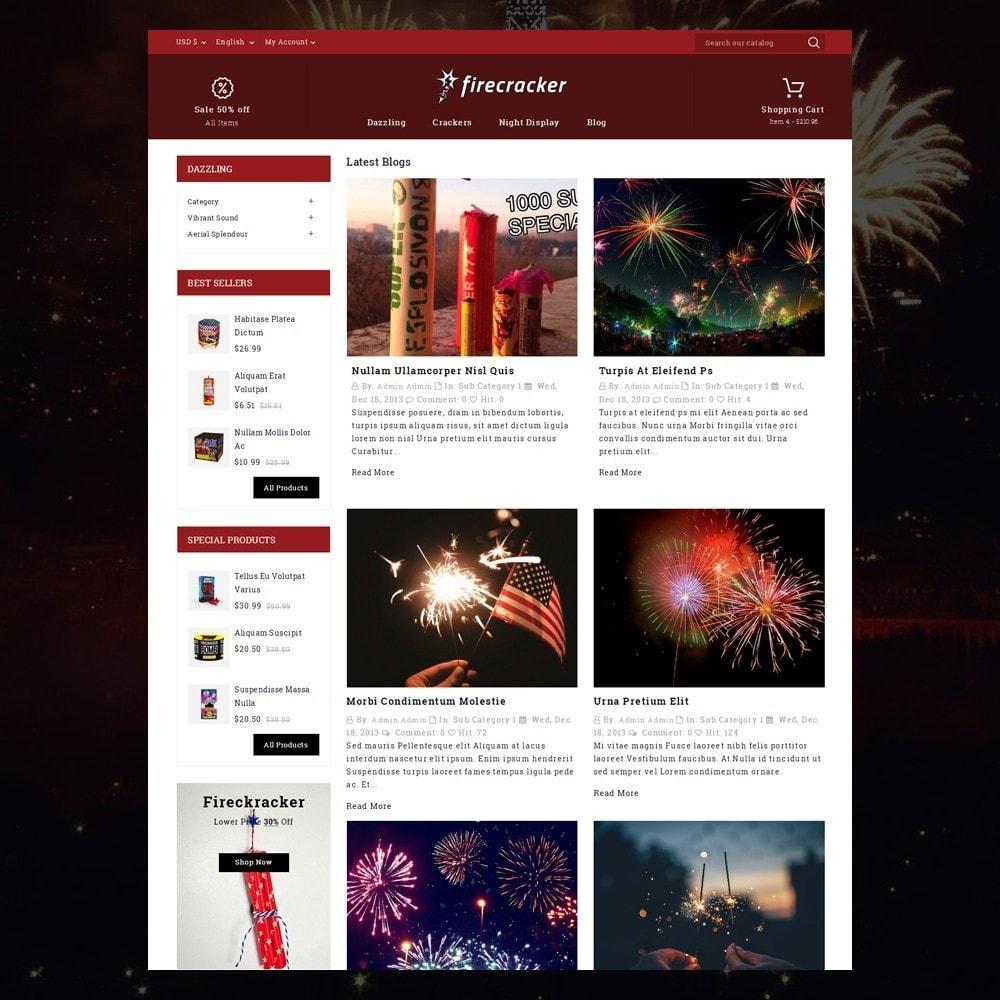 theme - Sport, Rozrywka & Podróże - Firecracker Store - 5