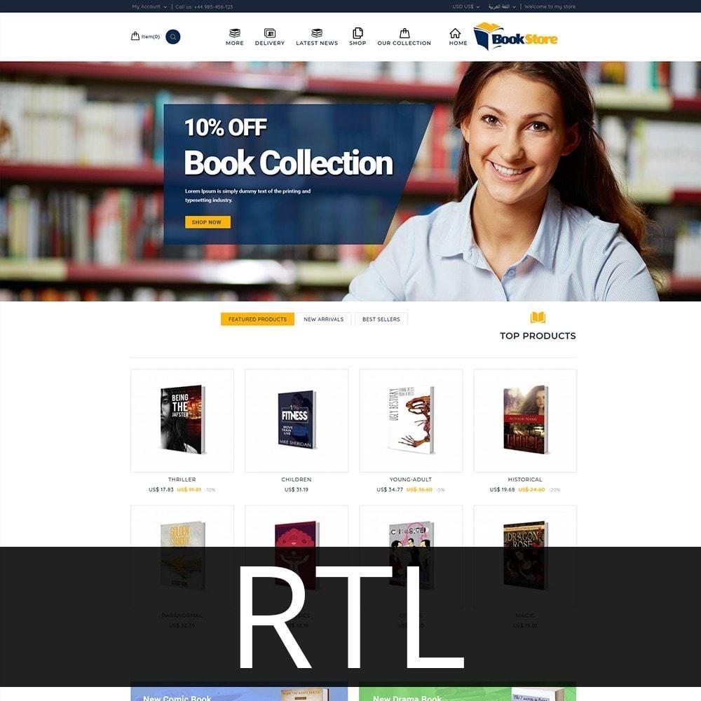 theme - Casa & Giardino - Book Store - 3