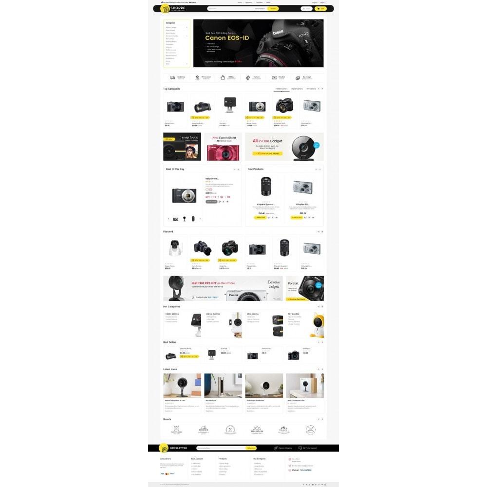 theme - Elettronica & High Tech - Mega Shoppe Camera - 2