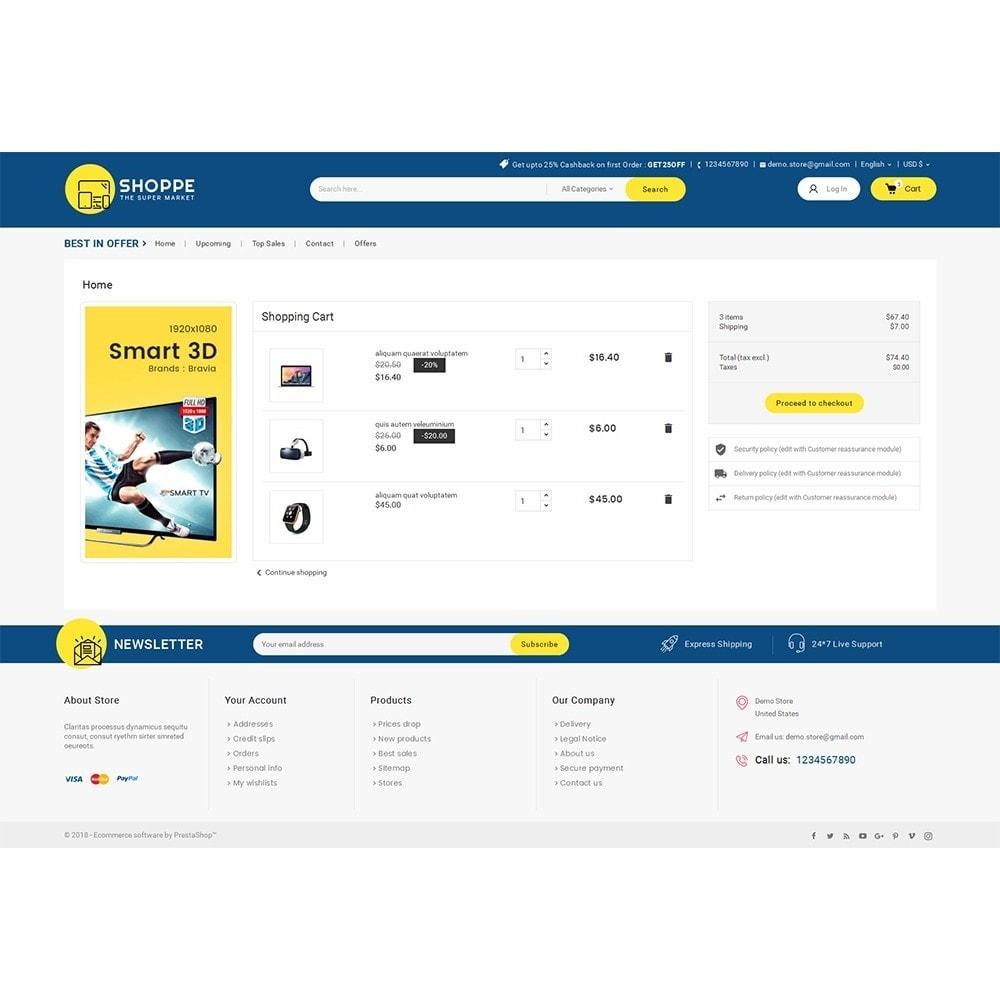 theme - Eletrônicos & High Tech - Mega Shoppe Electronics - 6