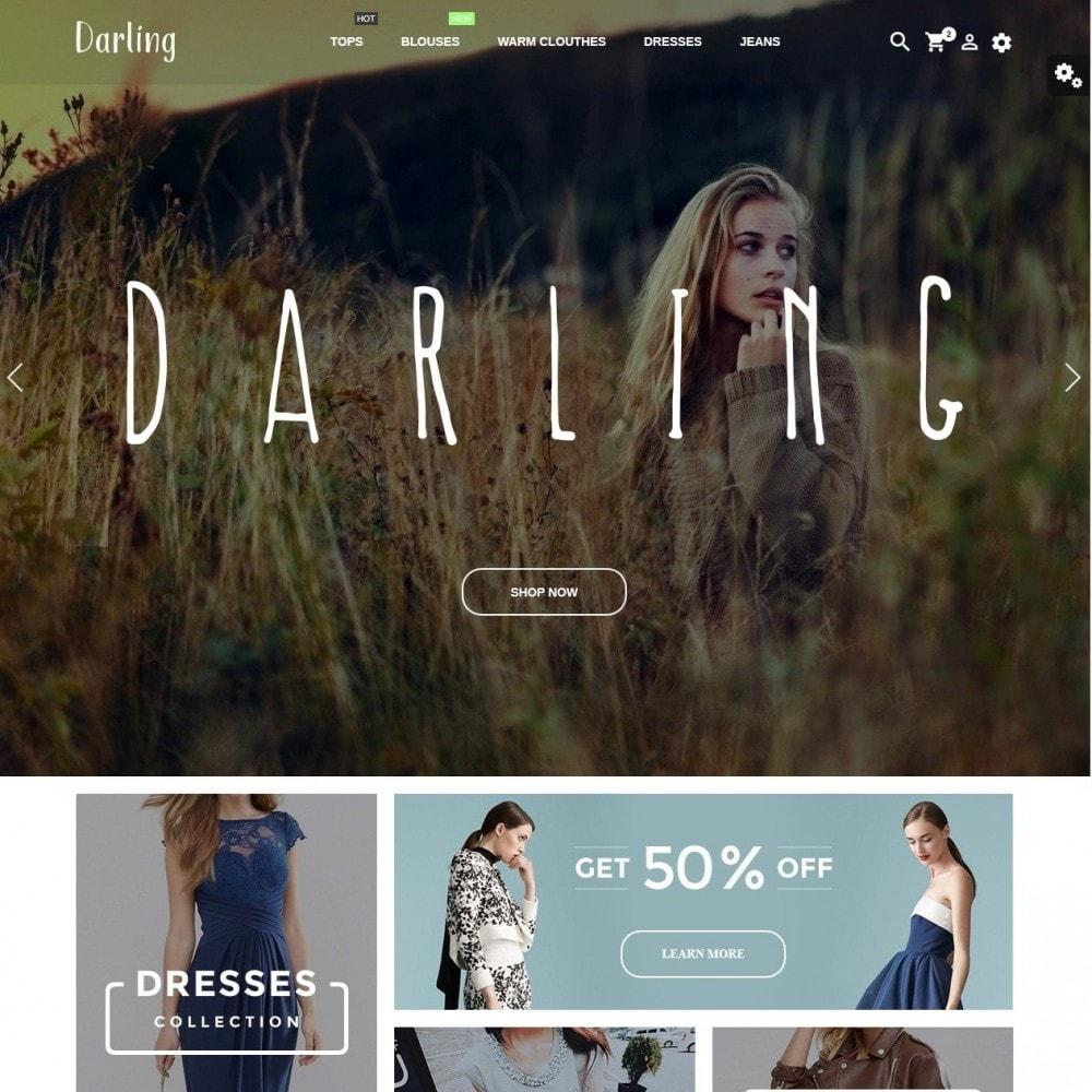 theme - Fashion & Shoes - Darling Fashion Store - 2
