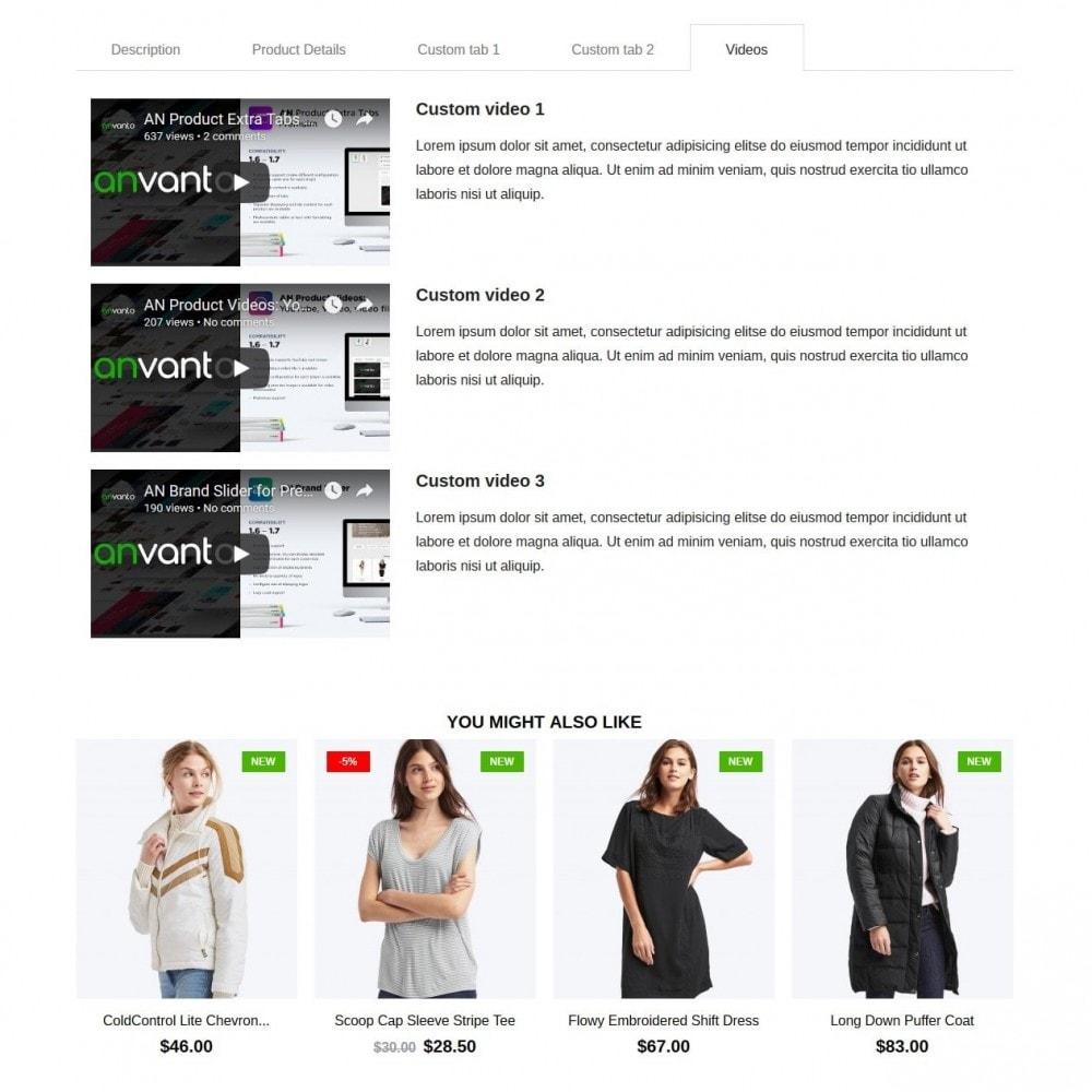 theme - Mode & Schoenen - Darling Fashion Store - 9