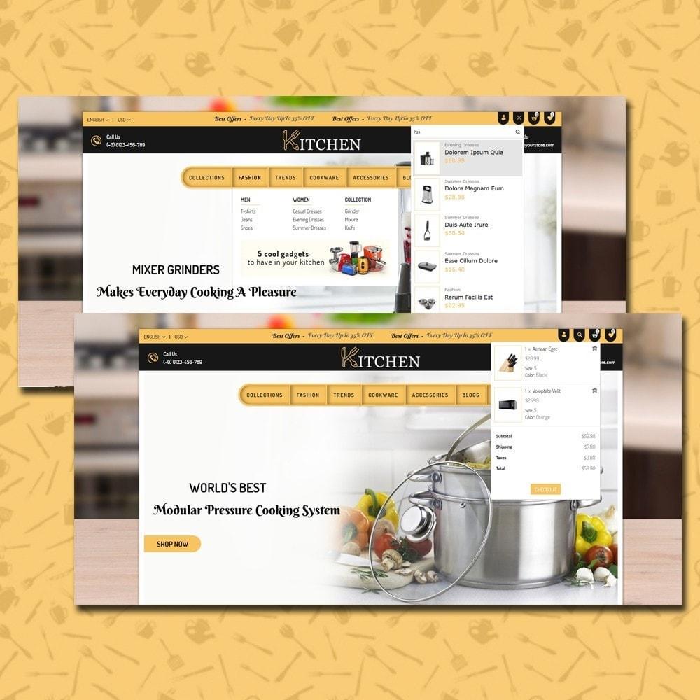 theme - Дом и сад - Kitchen Store - 3