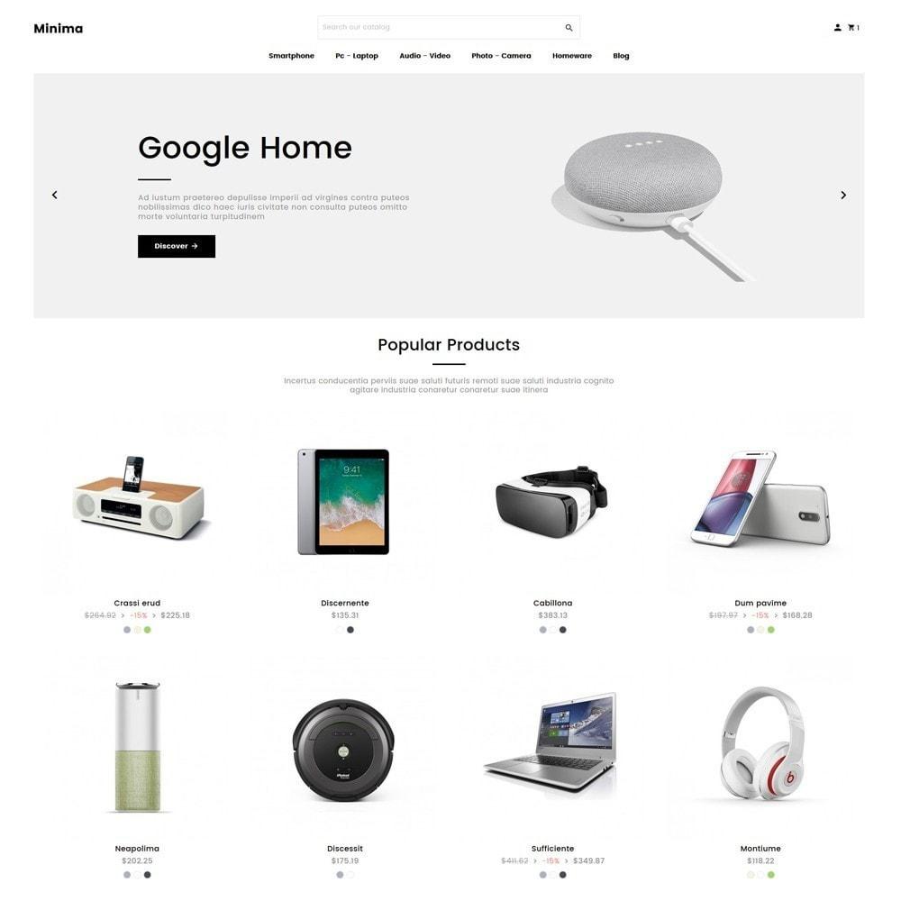 theme - Electronics & Computers - Minima - 1