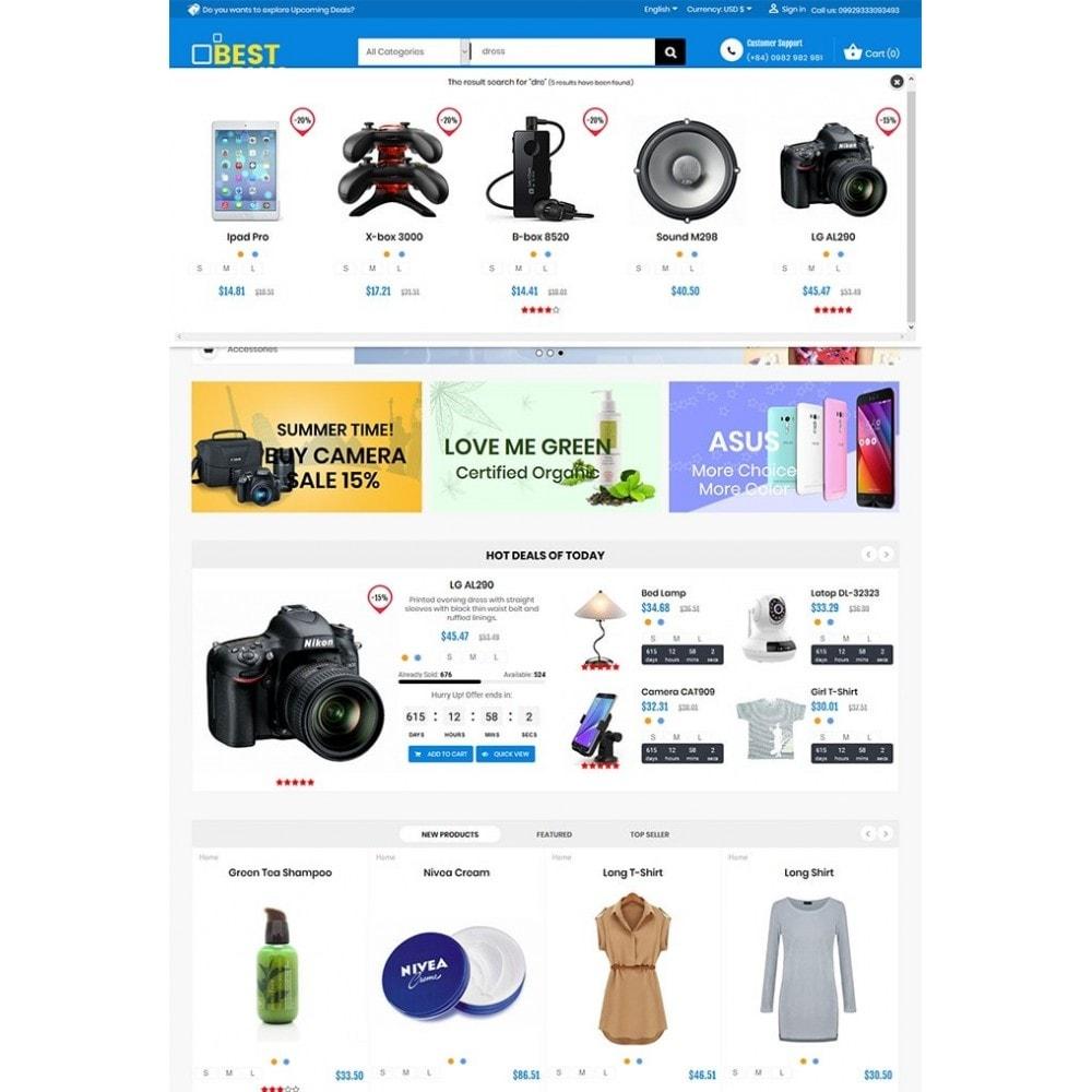 module - Recherche & Filtres - Live Search Auto Complete - 3