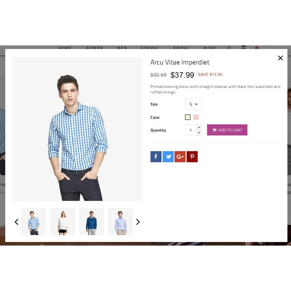 theme - Mode & Chaussures - Focuson Fashion Store - 6