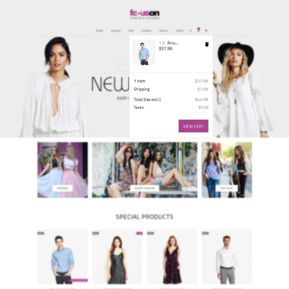 theme - Mode & Chaussures - Focuson Fashion Store - 7