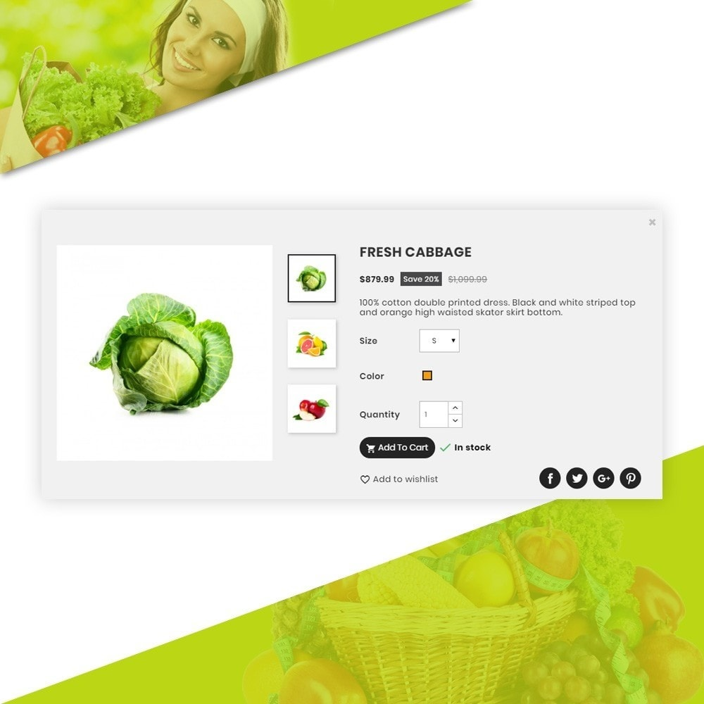 theme - Продовольствие и рестораны - Organsy – Grocery/Food/Gourmet/Drinks Super Store - 14