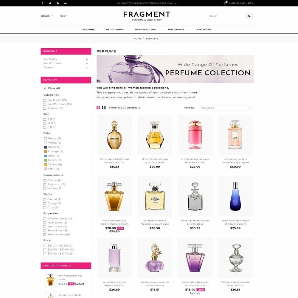 theme - Здоровье и красота - Fragment Perfume Store - 3