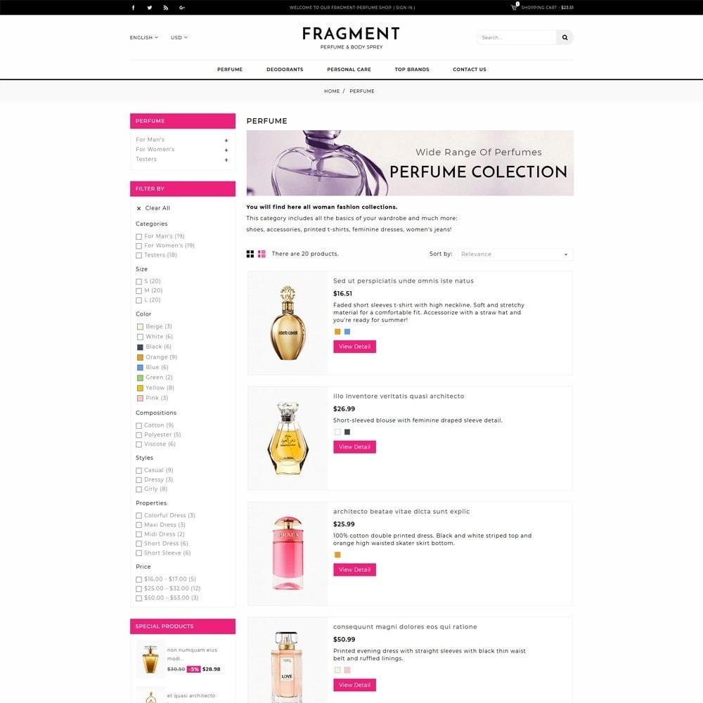 theme - Здоровье и красота - Fragment Perfume Store - 4