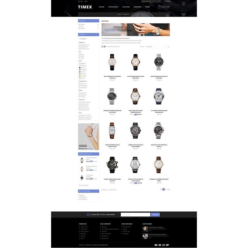 theme - Schmuck & Accesoires - Timex Watch Store - 3