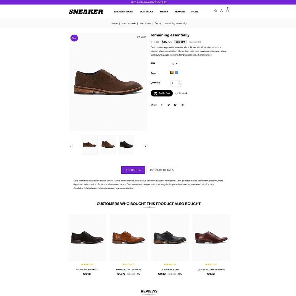 theme - Moda y Calzado - Sneaker Shoe Store - 6