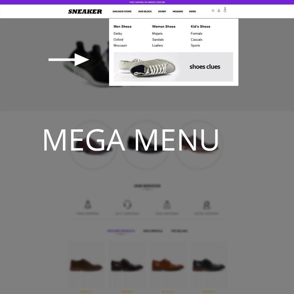 theme - Mode & Schoenen - Sneaker Shoe Store - 8