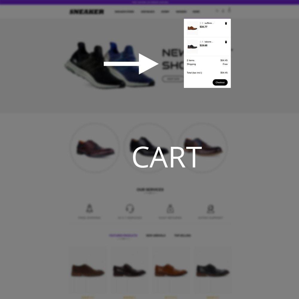 theme - Moda & Calçados - Sneaker Shoe Store - 9