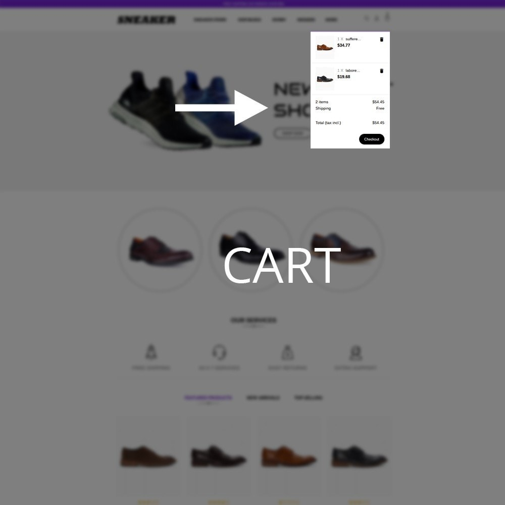 theme - Moda y Calzado - Sneaker Shoe Store - 9