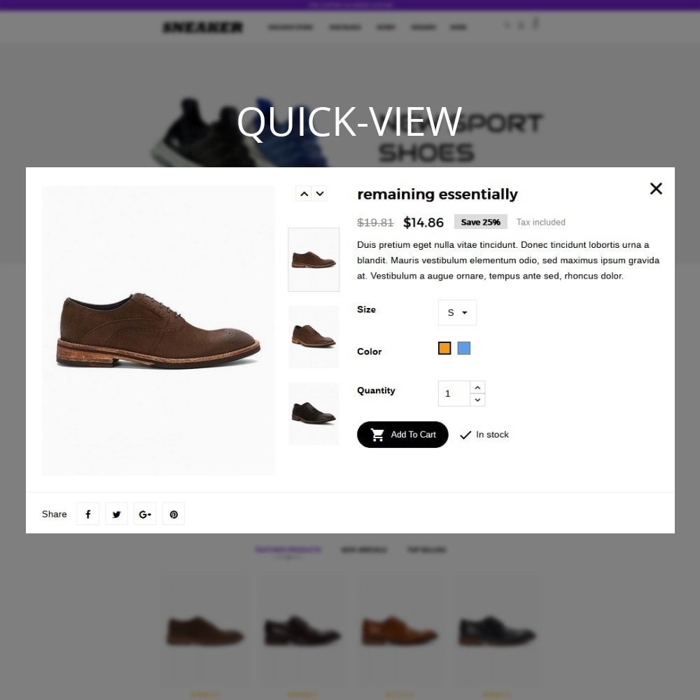 theme - Moda y Calzado - Sneaker Shoe Store - 10