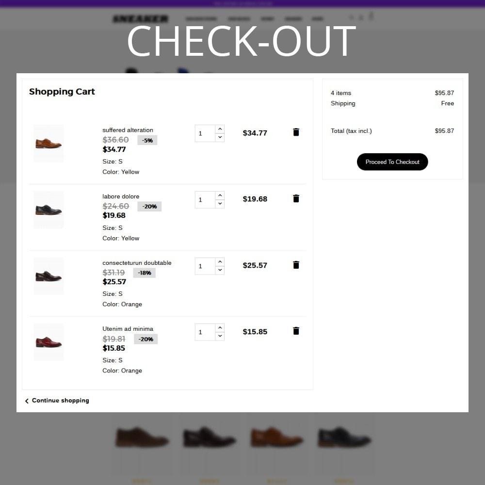 theme - Moda y Calzado - Sneaker Shoe Store - 13