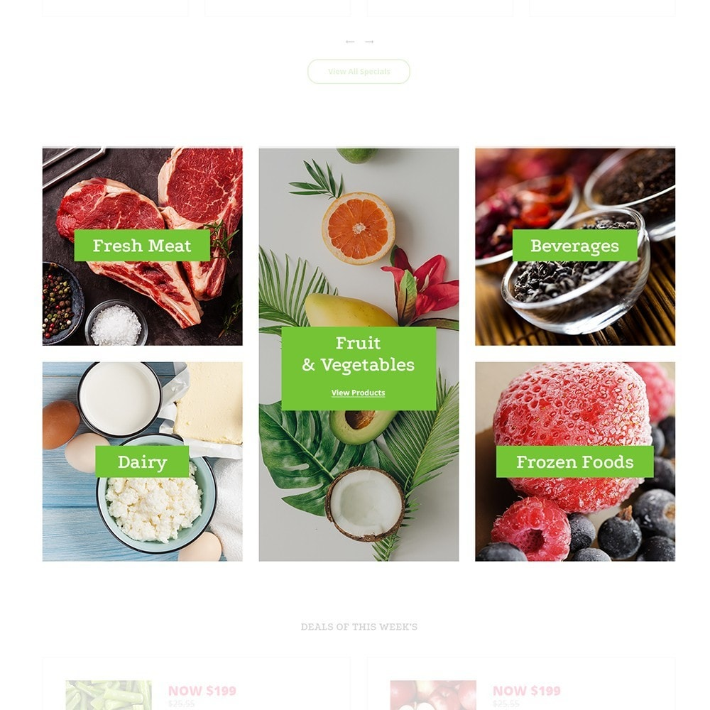 theme - Lebensmittel & Restaurants - Dexitex - Grocery Market - 4