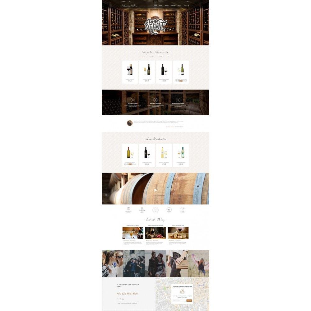 theme - Getränke & Tabak - Victoriya Wine Shop - 2