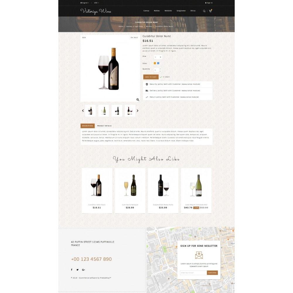 theme - Getränke & Tabak - Victoriya Wine Shop - 4